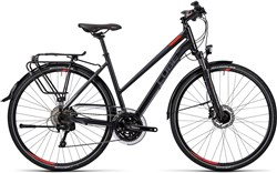 Cube Touring SL Trapeze Womens  2016 - Hybrid Sports Bike