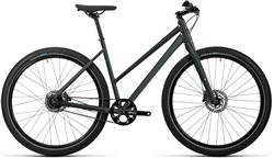 Cube Hyde Pro Trapeze Womens  2016 - Hybrid Sports Bike