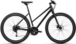 Cube Hyde Trapeze Womens  2016 - Hybrid Sports Bike