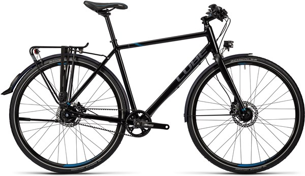 Image of Cube Travel SL  2016 - Hybrid Sports Bike