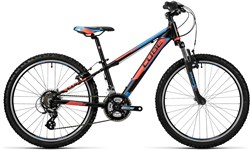 Cube Kid 240 24W 2016 - Junior Bike