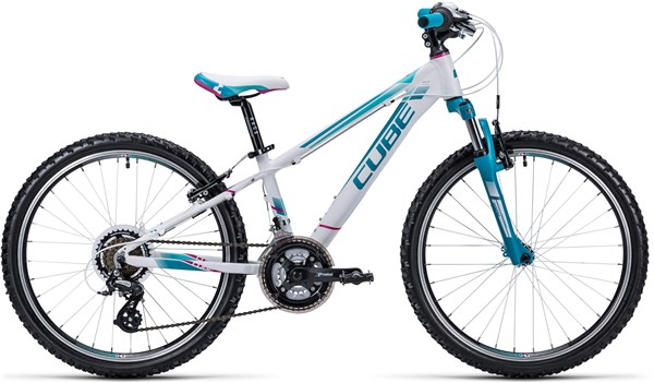Cube Kid 240 Girl 24w 2016 - Junior Bike