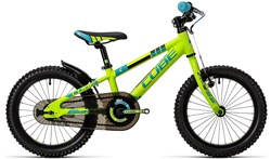 Cube Kid 160 Boy 16W 2016 - Kids Bike