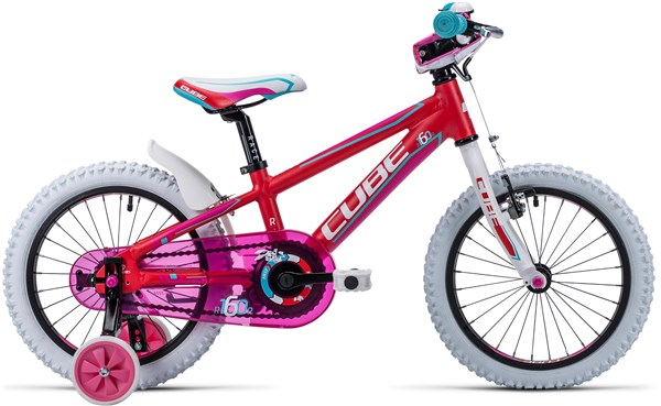 Image of Cube Kid 160 Girl 16W 2016 - Kids Bike