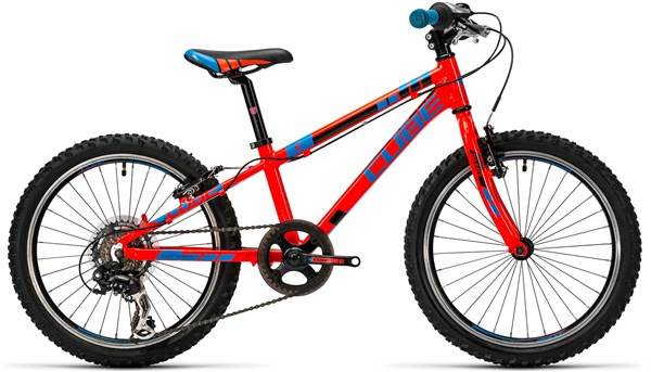 Cube Kid 200 20w 2016 - Kids Bike