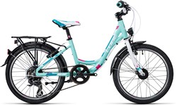 Cube Kid 200 Street 20w 2016 - Kids Bike