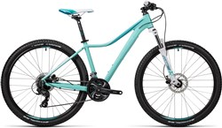 Cube Access WLS Disc 27.5 Womens  Mountain Bike 2016 - Hardtail MTB