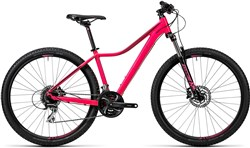 Cube Access WLS Pro 27.5 Womens  Mountain Bike 2016 - Hardtail MTB