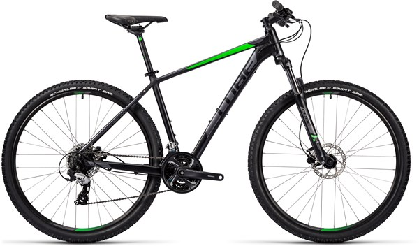 "Cube Aim Pro 27.5""  Mountain Bike 2016 - Hardtail MTB"