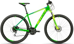 "Cube Aim SL 27.5""  Mountain Bike 2016 - Hardtail MTB"