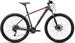 "Cube Attention SL 27.5""  Mountain Bike 2016 - Hardtail MTB"