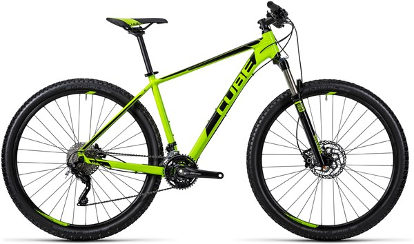 Cube Attention SL 29  Mountain Bike 2016 - Hardtail MTB