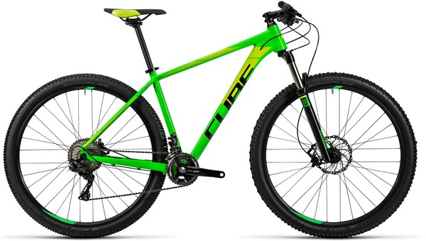 Image of Cube LTD Pro 2X 27.5 Mountain Bike 2016 - Hardtail MTB