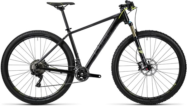 Image of Cube LTD SL 2X 29  Mountain Bike 2016 - Hardtail MTB