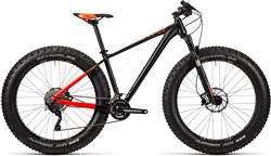 Cube Nutrail  Mountain Bike 2016 - Fat bike