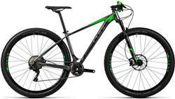Cube Reaction HPA Pro 29  Mountain Bike 2016 - Hardtail MTB