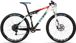 Cube AMS100 C:62 SL 29 Mountain Bike 2016 - Full Suspension MTB