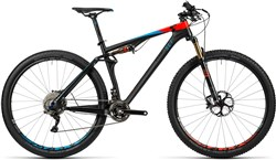 Cube AMS100 C:62 SLT 29 Mountain Bike 2016 - Full Suspension MTB