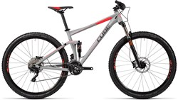 Cube Stereo 120 HPA Pro 27.5 Mountain Bike 2016 - Full Suspension MTB