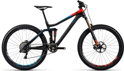 Cube Stereo 140 C:68 SLT 27.5 Mountain Bike 2016 - Full Suspension MTB