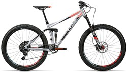 Cube Stereo 140 HPA SL 27.5 Mountain Bike 2016 - Full Suspension MTB