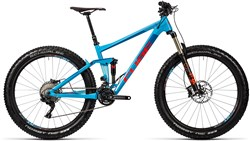 Cube Stereo 150 HPA SL 27.5+ Mountain Bike 2016 - Full Suspension MTB