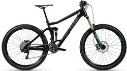 Cube Stereo 160 C:62 Race 27.5 Mountain Bike 2016 - Full Suspension MTB