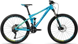 Cube Sting WLS 120 Pro Womens 27.5 Mountain Bike 2016 - Full Suspension MTB
