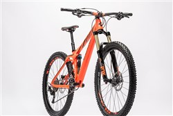 Cube Sting WLS 140 SL Womens 27.5 Mountain Bike 2016 - Full Suspension MTB