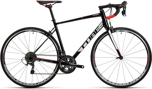 Image of Cube Attain Race 2016 - Road Bike
