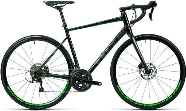Image of Cube Attain SL Disc 2016 - Road Bike