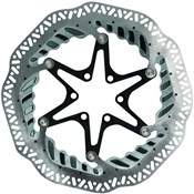 Product image for Jagwire Elite CR-1 Vented Disc Brake Rotor - 6 Bolt