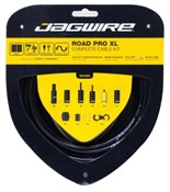 Jagwire Road Pro XI Brake/Gear Kit