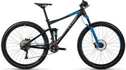 Cube Stereo 120 HPA Race 29 Mountain Bike 2016 - Full Suspension MTB