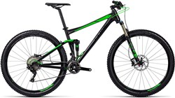 Cube Stereo 120 HPA SL 27.5 Mountain Bike 2016 - Full Suspension MTB