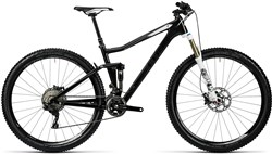 Cube Stereo 120 HPC Race 27.5 Mountain Bike 2016 - Full Suspension MTB