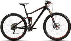 Cube Stereo 120 HPC SL 27.5 Mountain Bike 2016 - Full Suspension MTB