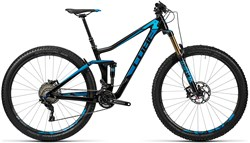 Cube Stereo 140 C:62 SL 29 Mountain Bike 2016 - Full Suspension MTB