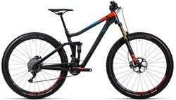 Cube Stereo 140 C:68 SLT 29 Mountain Bike 2016 - Full Suspension MTB