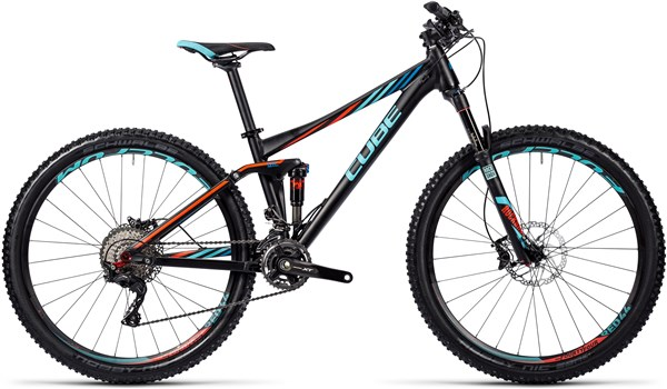 Image of Cube Sting WLS 120 Race Womens 29 Mountain Bike 2016 - Full Suspension MTB