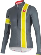 Castelli Storica Long Sleeve Cycling Jersey FZ
