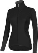 Castelli Trasparente Due Womens Long Sleeve Cycling Jersey