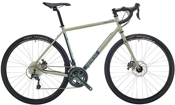 Genesis Croix de Fer 20 2016 - Cyclocross Bike