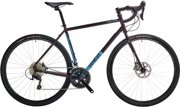 Image of Genesis Croix de Fer 30 2016 - Cyclocross Bike