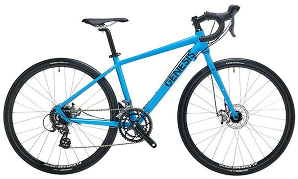 Image of Genesis Beta Road 26W 2016 - Road Bike