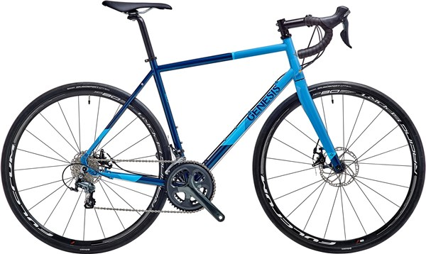 Image of Genesis Equilibrium Disc 10 2016 - Road Bike