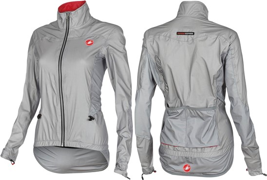 Castelli Donnina Womens Rain Cycling Jacket AW17