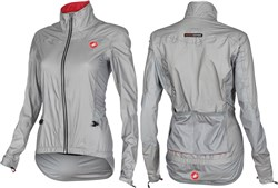 Castelli Donnina Womens Rain Cycling Jacket