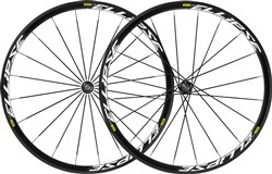 Mavic Ellipse Track Clincher Wheels 2016