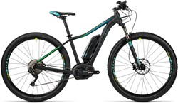 Cube Access WLS Hybrid Race 400 27.5 Womens  2016 - Electric Bike